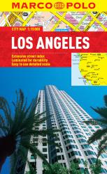 Los Angeles, California by Marco Polo Travel Publishing Ltd