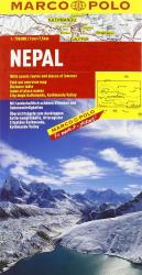 Nepal by Marco Polo Travel Publishing Ltd