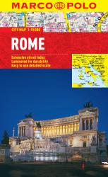 Rome, Italy by Marco Polo Travel Publishing Ltd