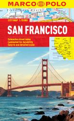 San Francisco, California by Marco Polo Travel Publishing Ltd