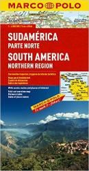 South America, North by Marco Polo Travel Publishing Ltd