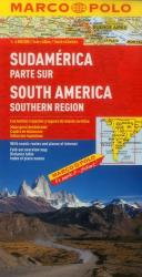 South America, South by Marco Polo Travel Publishing Ltd