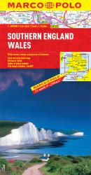 Wales and Southern England by Marco Polo Travel Publishing Ltd