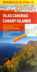Canary Islands by Marco Polo Travel Publishing Ltd