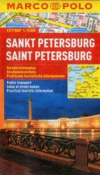 Saint Petersburg, Russia by Marco Polo Travel Publishing Ltd