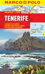 Tenerife by Marco Polo Travel Publishing Ltd