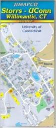Willimantic, Connecticut with Storrs and Uconn, Quickmap by Jimapco
