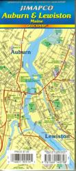 Auburn and Lewiston, Maine, Quickmap by Jimapco