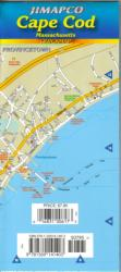 Cape Cod, Massachusetts, Quickmap by Jimapco