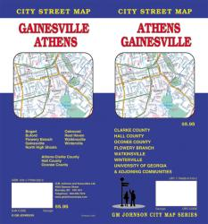 Athens and Gainesville, Georgia by GM Johnson