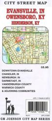 Evansville, Indiana and Owensboro and Henderson, Kentucky by GM Johnson