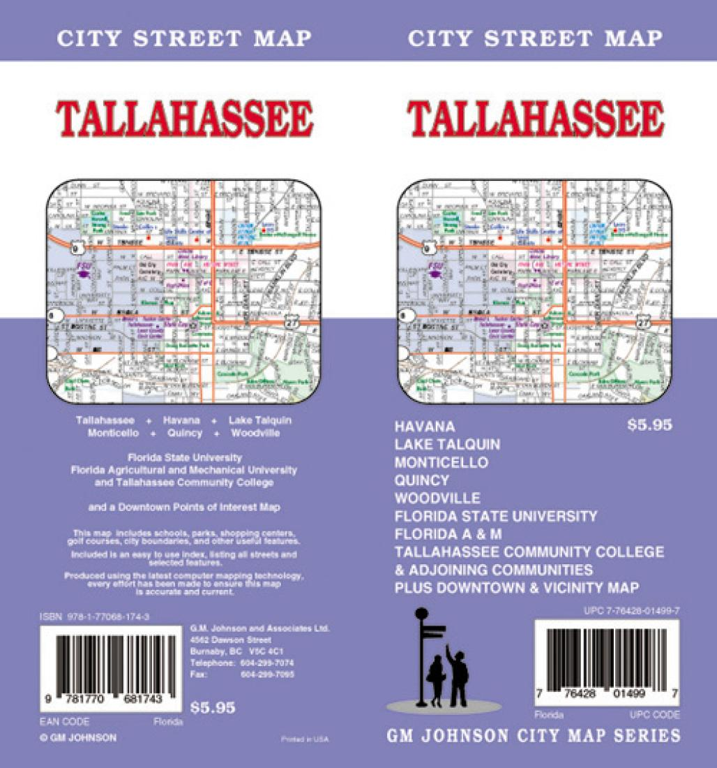 Tallahassee, Florida by GM Johnson