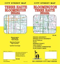 Bloomington and Terre Haute, Indiana by GM Johnson