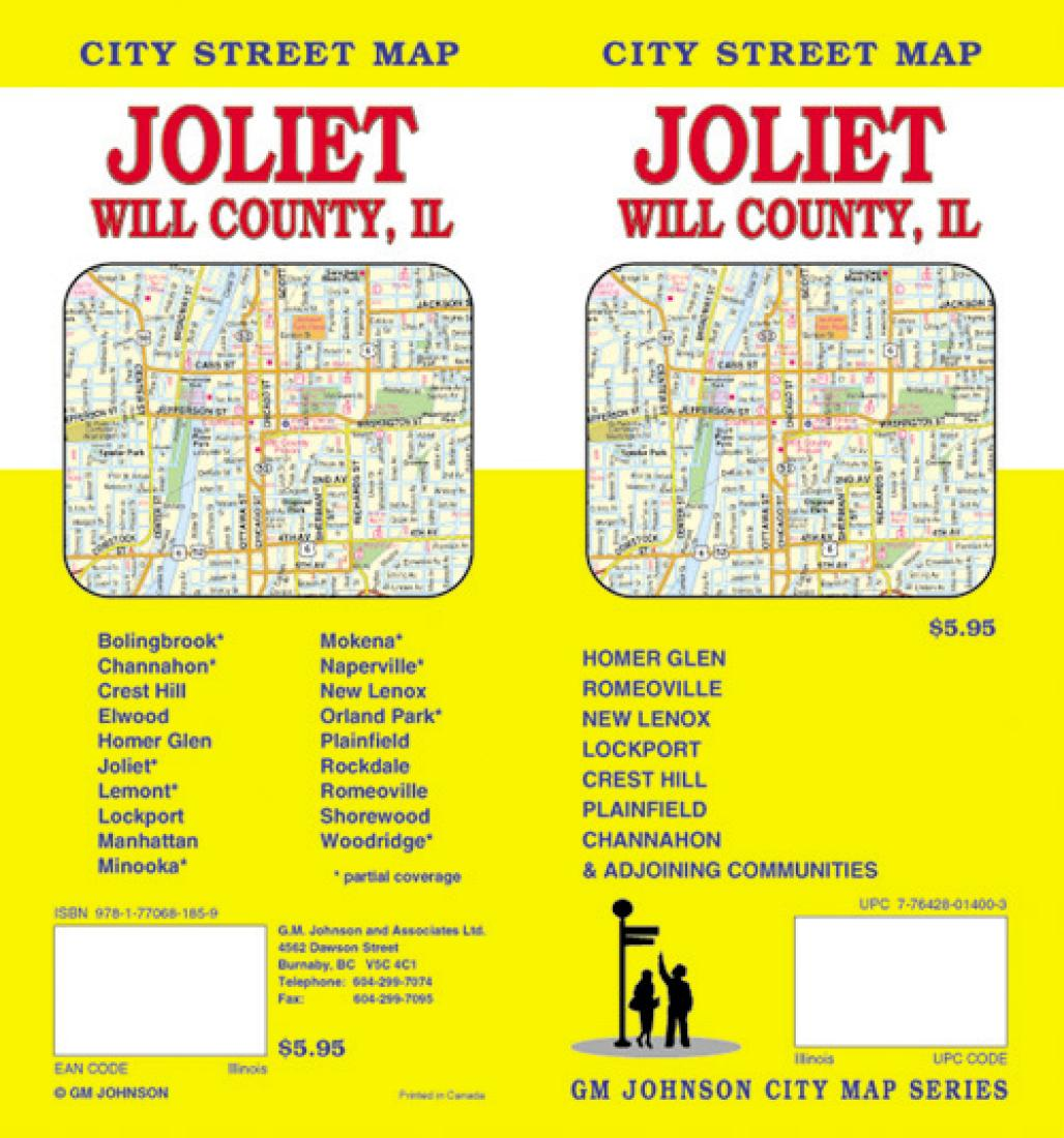 Joliet And Will County Illinois By Gm Johnson