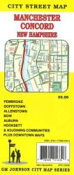 Manchester and Concord, New Hampshire by GM Johnson