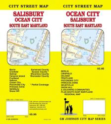 Ocean City, Salisbury and Southeast Maryland by GM Johnson