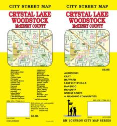 Crystal Lake, Woodstock and McHenry County, Illinois by GM Johnson