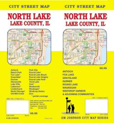 Lake County, North, Illinois by GM Johnson