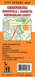 Greensburg, Murrysville, Jeannette and Westmoreland County, Pennsylvania by GM Johnson