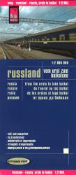 Russia, from the Urals to Lake Baikal by Reise Know-How Verlag
