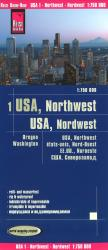 United States, Northwest by Reise Know-How Verlag