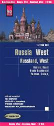 Russia, Western by Reise Know-How Verlag