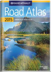 United States, 2015 Gift Road Atlas by Rand McNally