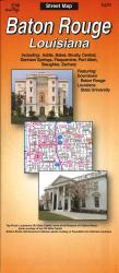 Baton Rouge, Louisiana by The Seeger Map Company Inc.