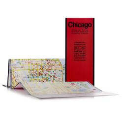 Chicago, Illinois by Red Maps