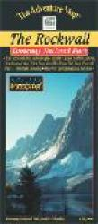 Kootenay National Park - The Rockwall Region Hiking Map by Chrismar Mapping Services, Inc