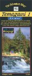 Temagami #1 - Northeast area map by Chrismar Mapping Services, Inc