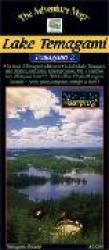 Temagami #2 - Lake Temagami area map by Chrismar Mapping Services, Inc