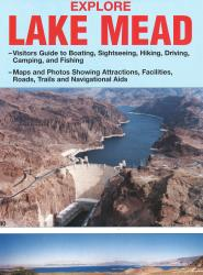 Explore Lake Mead Recreational Map by Fish-n-Map Company