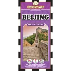 Beijing, China, Map 'n' Guide by Groovy Map Co.