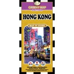 Hong Kong, Map 'n' Guide by Groovy Map Co.