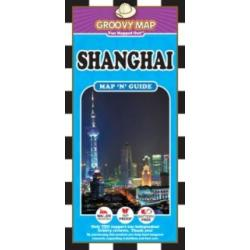 Shanghai, China, Map 'n' Guide by Groovy Map Co.