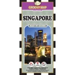 Singapore, Map 'n' Guide by Groovy Map Co.