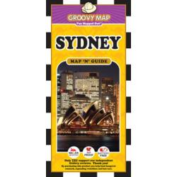 Sydney, Australia, Map 'n' Guide by Groovy Map Co.