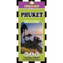 Phuket, Thailand, Map 'n' Guide by Groovy Map Co.