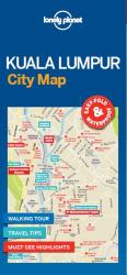 Kuala Lumpur City Map by Lonely Planet Publications