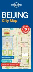 Beijing City Map by Lonely Planet Publications