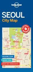 Seoul City Map by Lonely Planet Publications