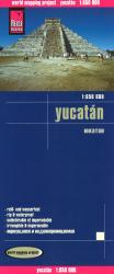 Yucatan Peninsula by Reise Know-How Verlag