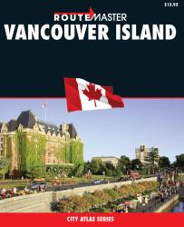 Vancouver Island, British Columbia Guide by Route Master