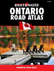 Ontario Road Atlas by Route Master