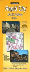 Rapid City, South Dakota by The Seeger Map Company Inc.