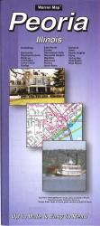 Peoria, Illinois by The Seeger Map Company Inc.