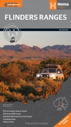 Flinders Ranges, Australia by Hema Maps