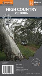 High Country Victoria, Australia by Hema Maps