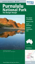 Purnululu National Park: The Bungle Bungle by Hema Maps